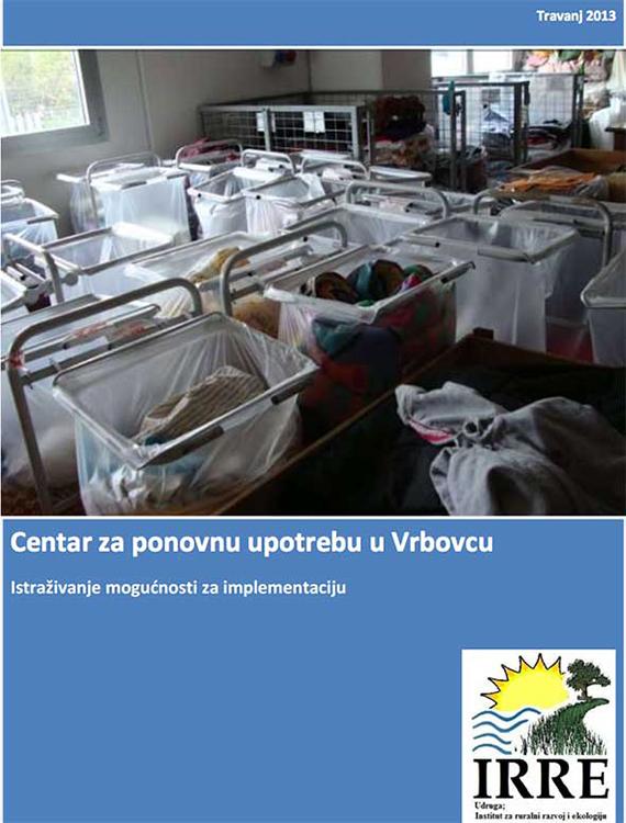 Centar za ponovnu upotrebu u Vrbovcu