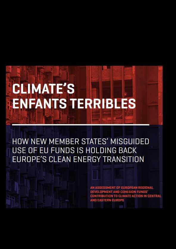 CLIMATE'S ENFANTS TERRIBLES